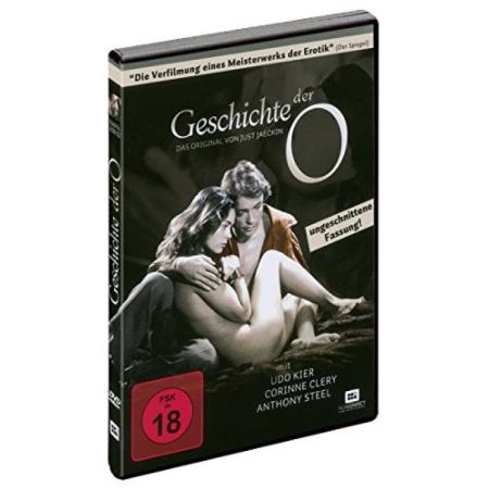 Geschichte der O Das Original [DVD, gebraucht, DE]