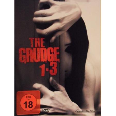 The Grudge 1-3 (FSK 18 Jahre) DVD [DVD, gebraucht, DE]