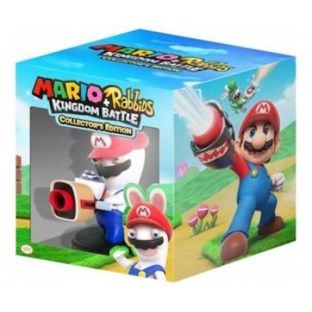 Mario and Rabbids Kingdom Battle - Collectors  Edition [NSW, neu, DE]