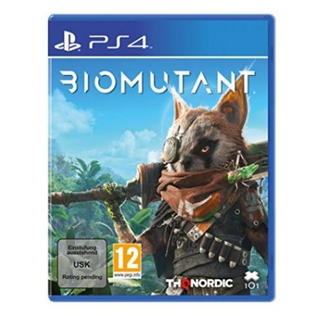 Biomutant - Standard Edition [PS4, neu, DE]