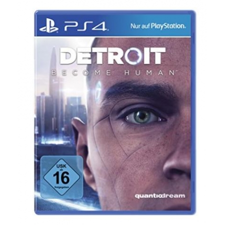 Detroit: Become Human [PS4, neu, DE]