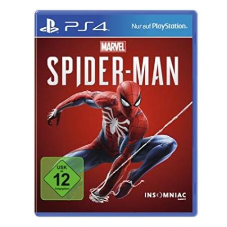 Spider-Man (Angebot) [PS4, neu, DE]
