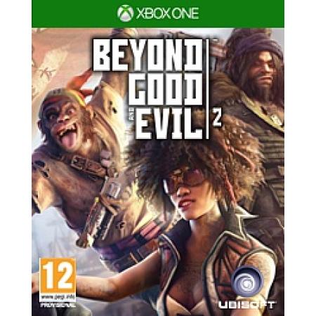 Beyond Good and Evil 2 [XBox one, neu, DE]