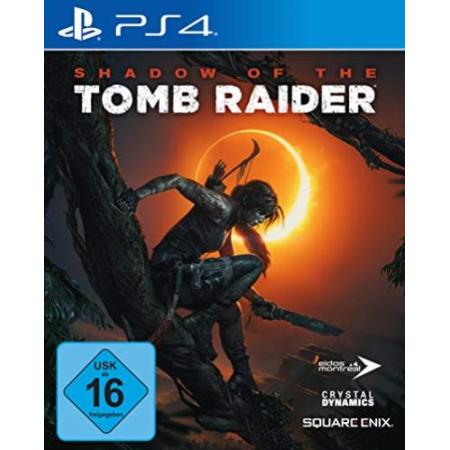 Shadow of the Tomb Raider [PS4, gebraucht, DE]