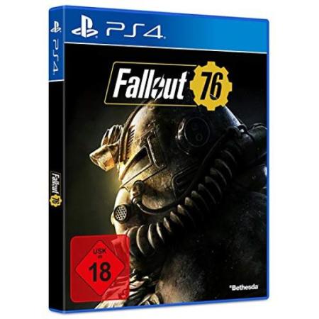 Fallout 76 [PS4, gebraucht, DE]