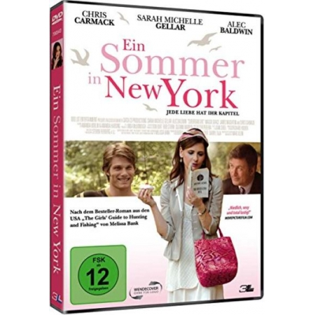 Ein Sommer in New York [DVD, gebraucht, DE]