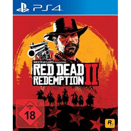 Red Dead Redemption 2 [PS4, neu, DE]