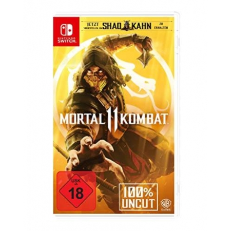 Mortal Kombat 11 [NSW, gebraucht, DE]