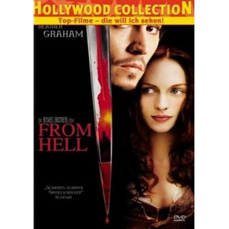 From Hell [DVD, gebraucht, DE]