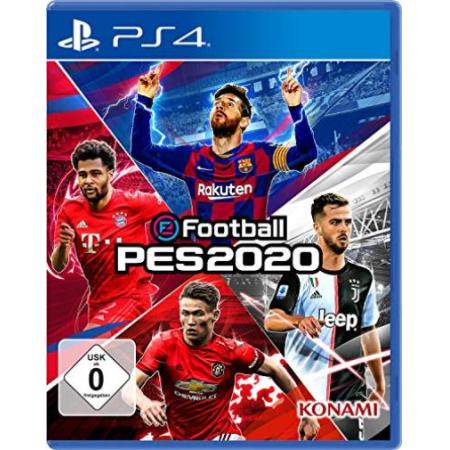 eFootball PES 2020 [PS4, neu, DE]