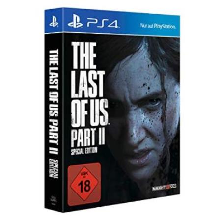 The Last of Us Part II  - Special Edition [PS4, neu, DE]