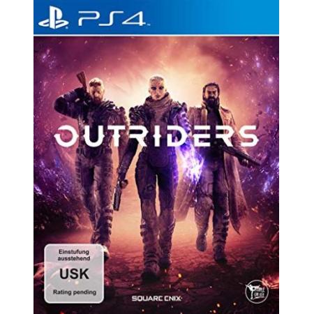 Outriders [PS4, neu, DE]