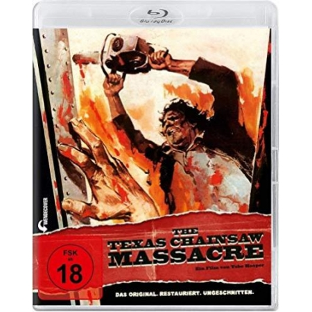 Texas Chainsaw Massacre - Uncut  [BluRay, gebraucht, DE]