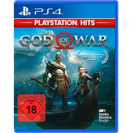God of War - PlayStation Hits [PS4, gebraucht, DE]