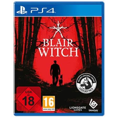 Blair Witch  [PS4, gebraucht, DE]