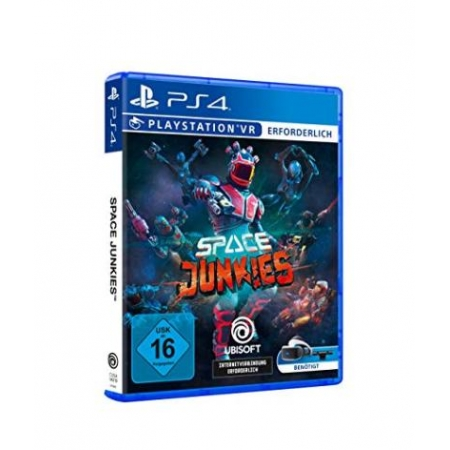 Space Junkies VR  [PS4, neu, DE]