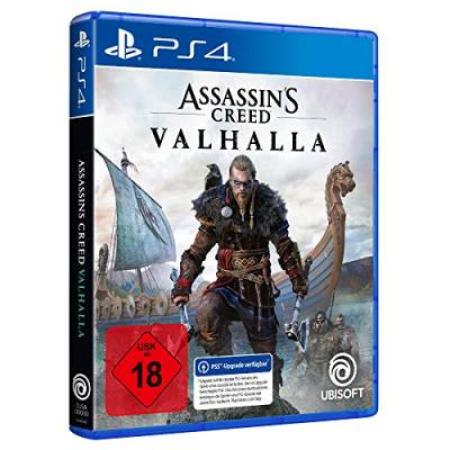 Assassin s Creed Valhalla [PS4, neu, DE]