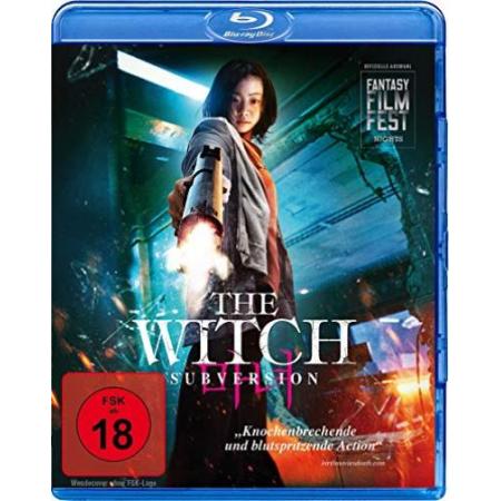 The Witch: Subversion [BluRay, gebraucht, DE]