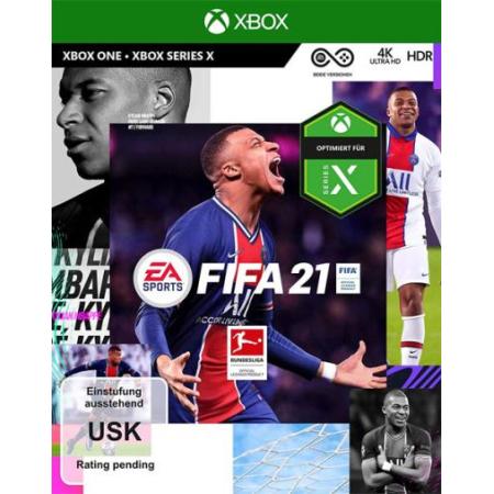 FIFA 21 [XBox one, neu, DE]