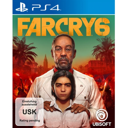 Far Cry 6 [PS4, neu, DE]