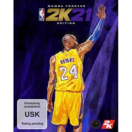 NBA 2K21 Mamba Legend Edition [XSX, neu, DE]