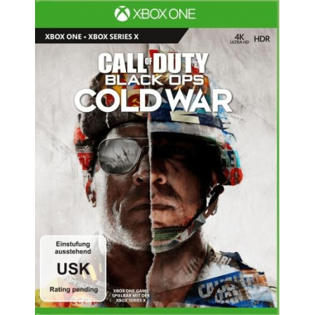 Call of Duty - Black Ops: Cold War [XBox one, neu, DE]