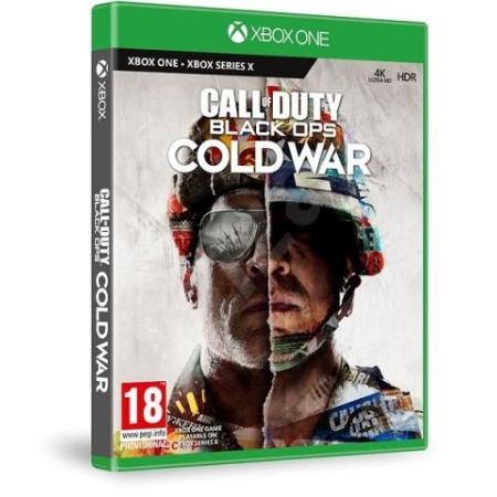 Call of Duty - Black Ops: Cold War [XBox one, neu, PEGI]