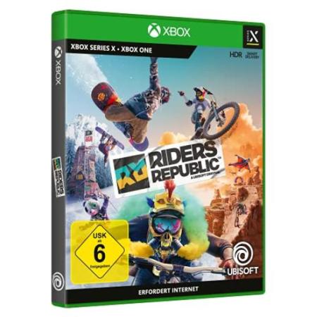 Riders Republic - (Xbox One, Xbox Series X) [XBox one, neu, DE]