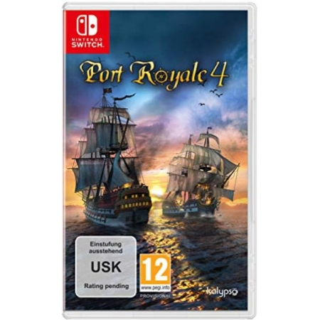Port Royale 4 [NSW, neu, DE]