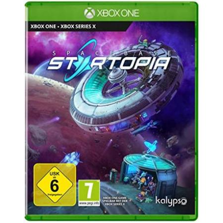 Spacebase Startopia [XBox one, neu, DE]