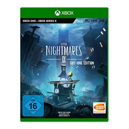 Little Nightmares II - Day 1 Edition [XBox one, neu, DE]