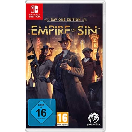 Empire of Sin Day One Edition [NSW, neu, DE]