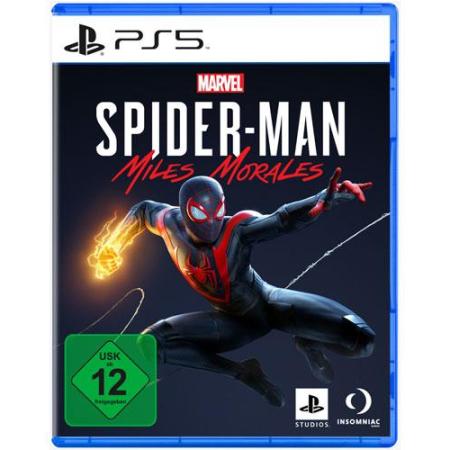 Spider-Man Miles Morales [PS5, neu, DE]