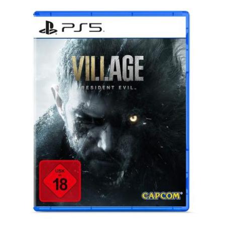 Resident Evil 8 - Resident Evil: Village [PS5, neu, DE]