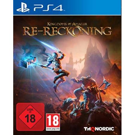 Kingdoms of Amalur Re-Reckoning [PS4, gebraucht, DE]