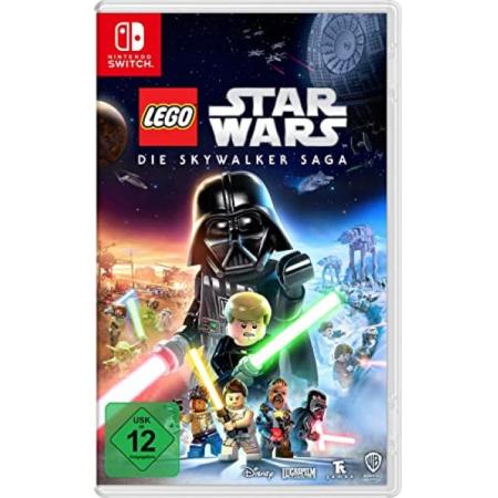 LEGO Star Wars: Die Skywalker Saga [NSW, neu, DE]