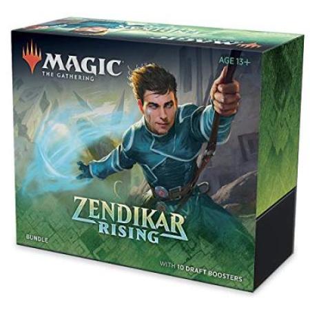 MTG Zendikar Rising Bundle EN, Magic: The Gathering [Karten, neu, DE]