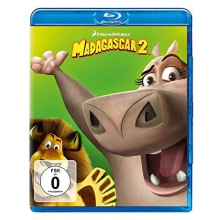 Madagascar 2 [BluRay, gebraucht, DE]