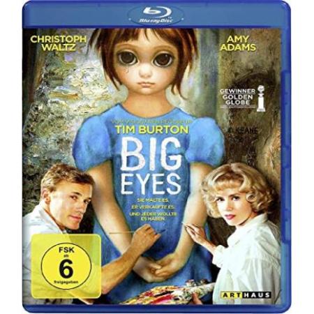 Big Eyes  [BluRay, gebraucht, DE]