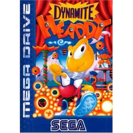 Dynamite Headdy [SMD, gebraucht, DE]