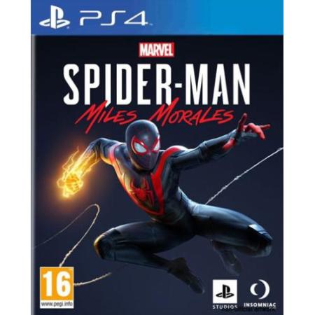 Spider-Man Miles Morales [PS4, neu, DE]