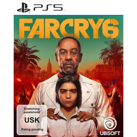 Far Cry 6 [PS5, neu, DE]