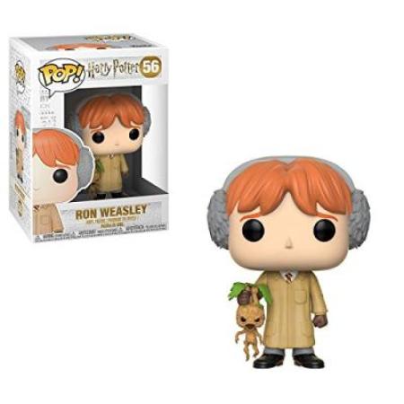 Funko Pop! Harry Potter Ron Weasley (56) [Figuren, neu, DE]