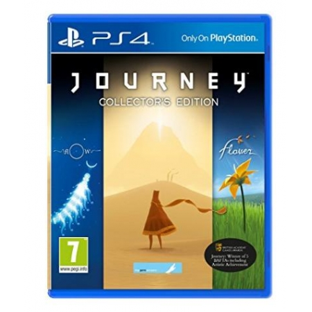 Journey C.E. PS4 UK multi [PS4, gebraucht, PEGI-UK]