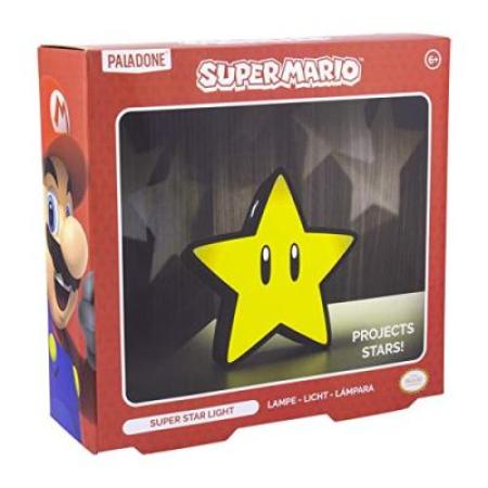 Paladone Super Star Light with Projection BDP  [Figuren, neu, DE]