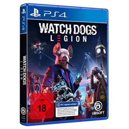 Watch Dogs Legion Standard Edition [PS4, gebraucht, DE]