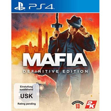 Mafia: Definitive Edition [PS4, gebraucht, DE]