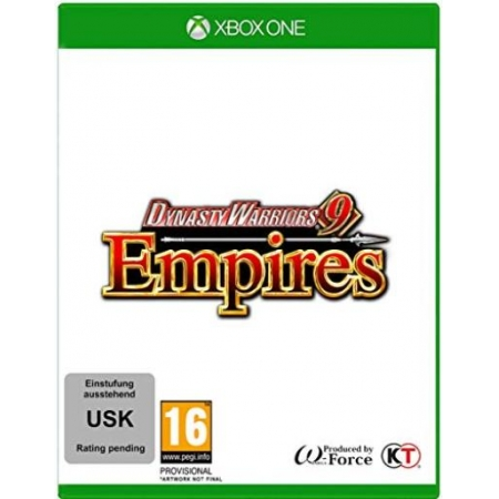 Dynasty Warriors 9 Empires [XBox one, neu, DE]