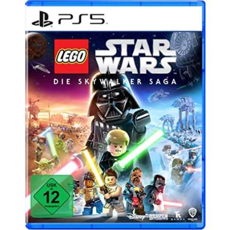 LEGO STAR WARS Die Skywalker Saga  [PS5, neu, DE]
