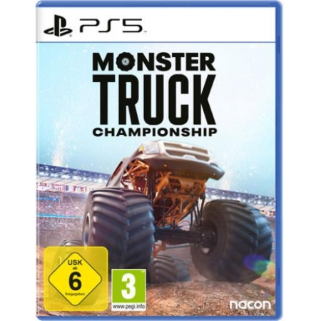 Monster Truck Championship [PS5, neu, DE]